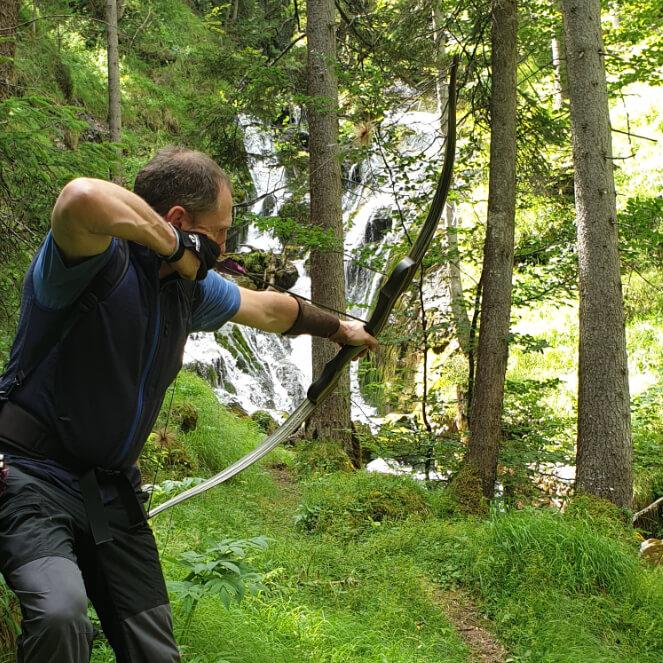 3D Bogenschießen in Oberammergau