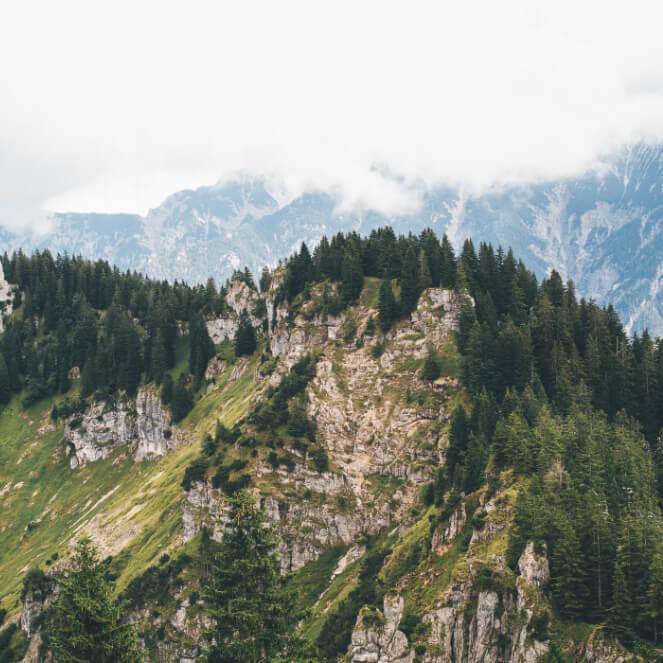 Bogenparcours Kolbensattel in Oberammergau